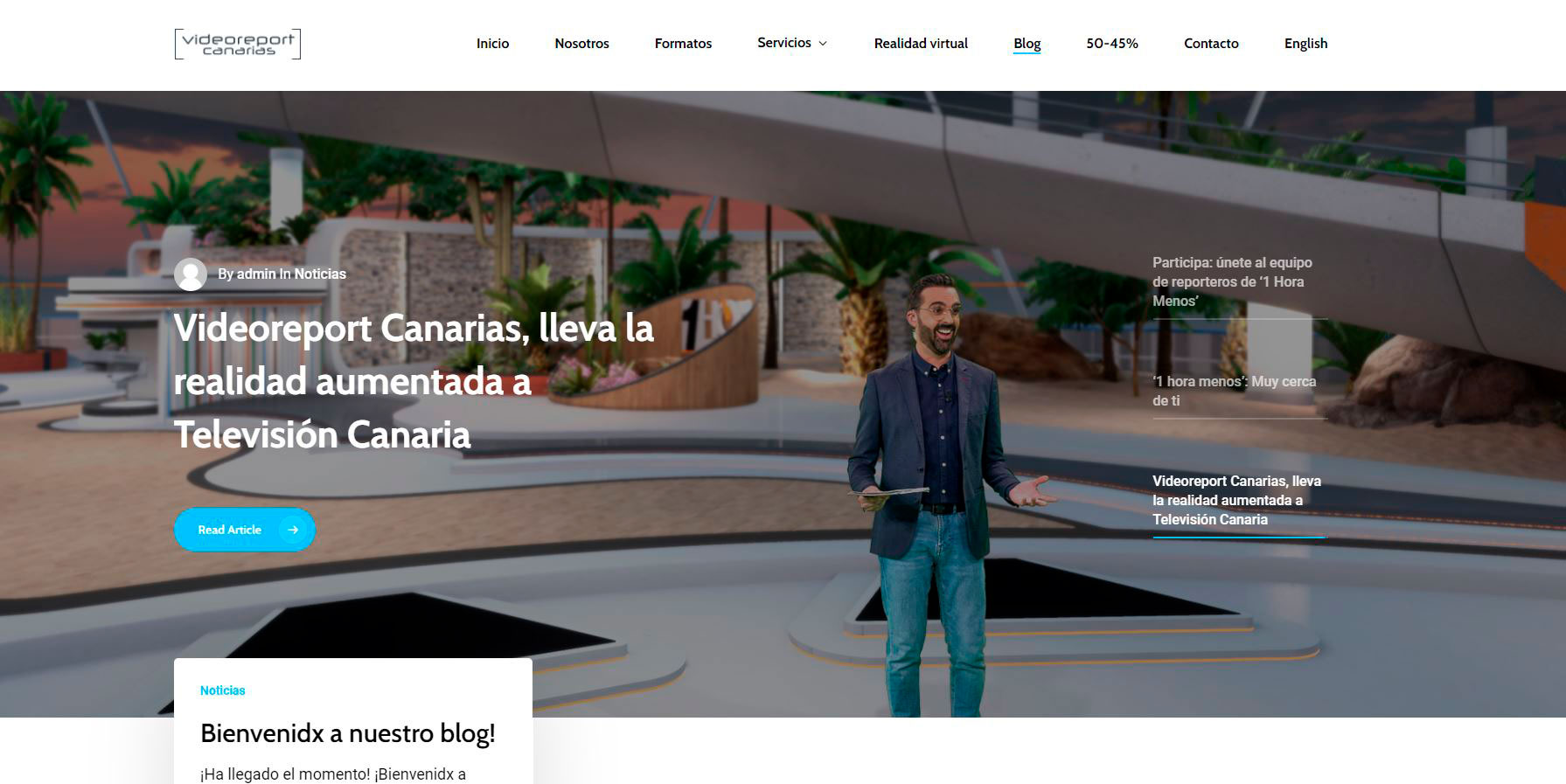 Bienvenid@ a nuestro blog!