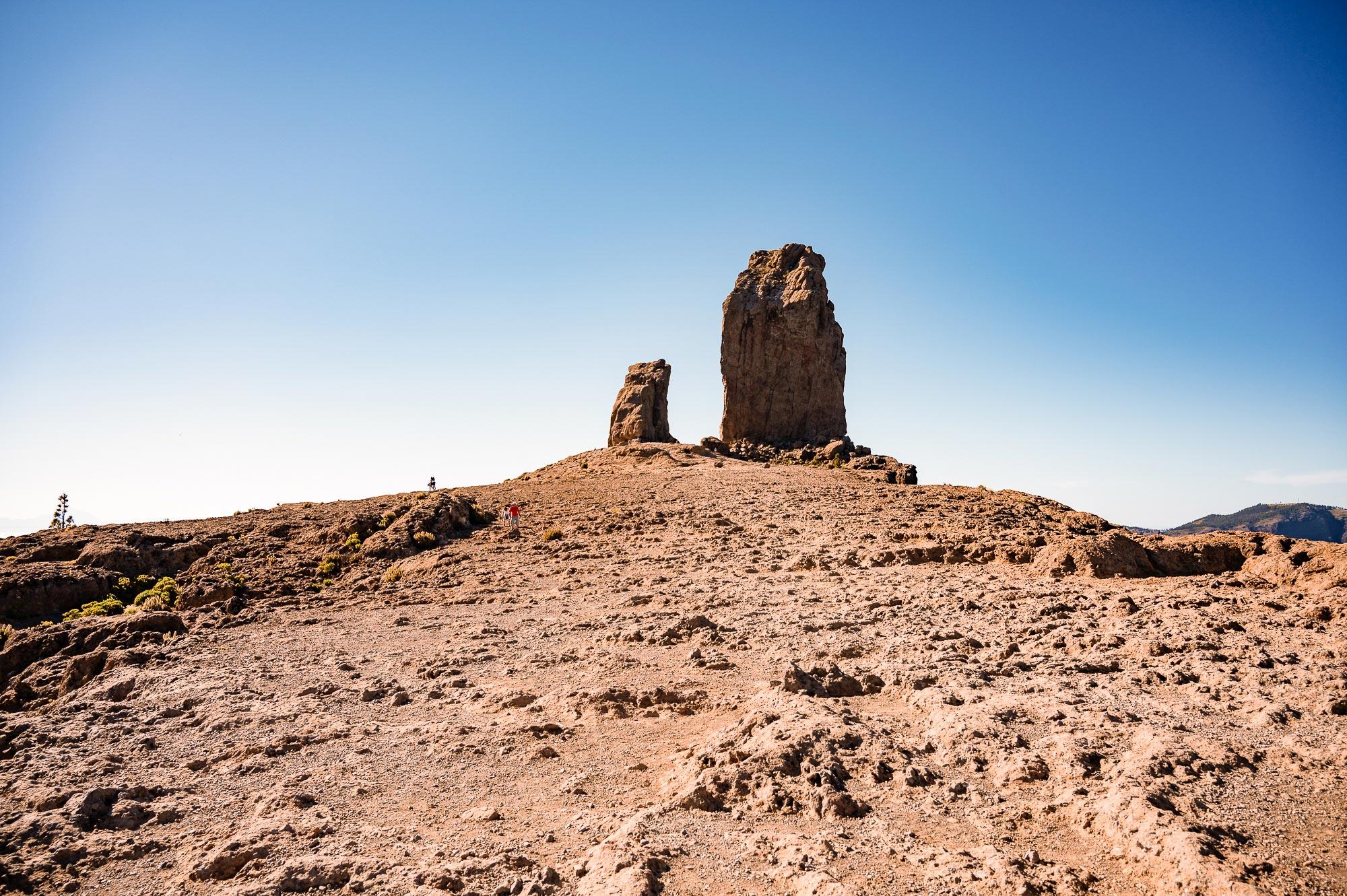 Andar Canarias – Roque Nublo